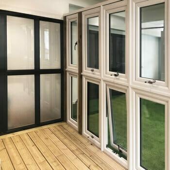 Product 2 - white windows - Jade Windows